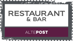 Logo - Hotel Alte Post